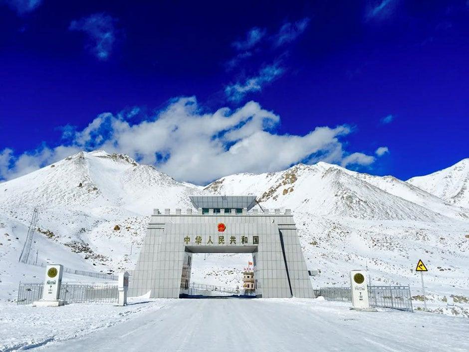 Khunjerab Pass 1