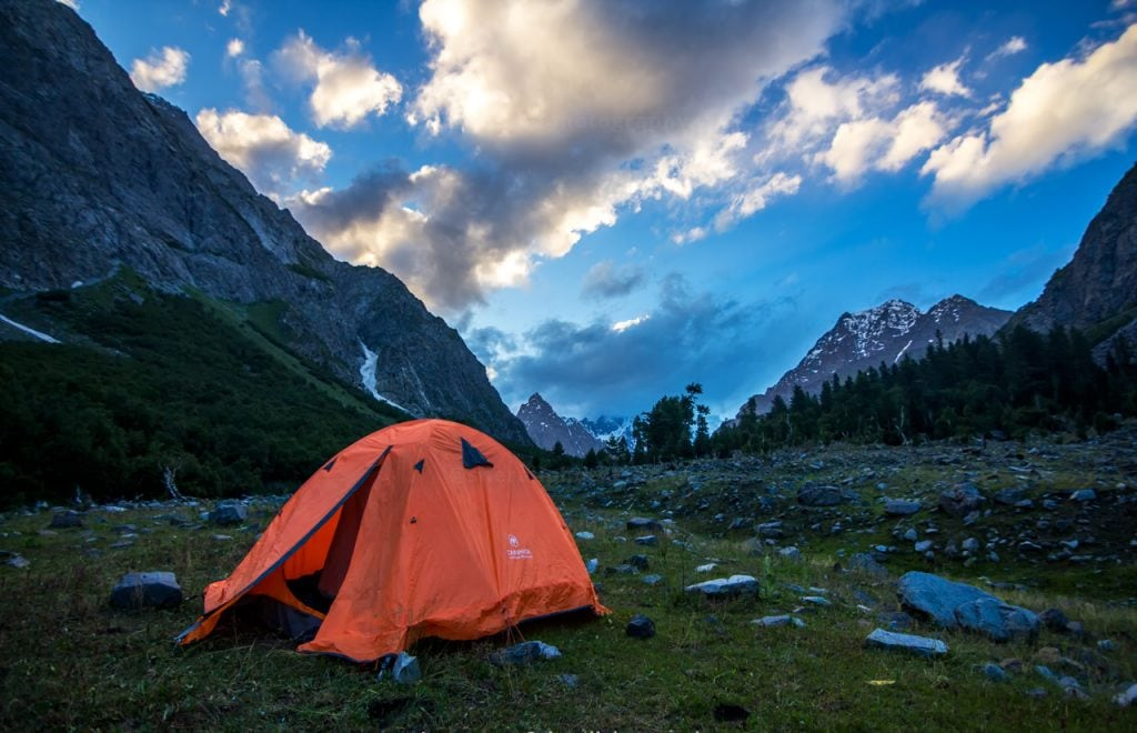 Camping-at-Charote-Banda-Meadows-in-Kumrat-valley