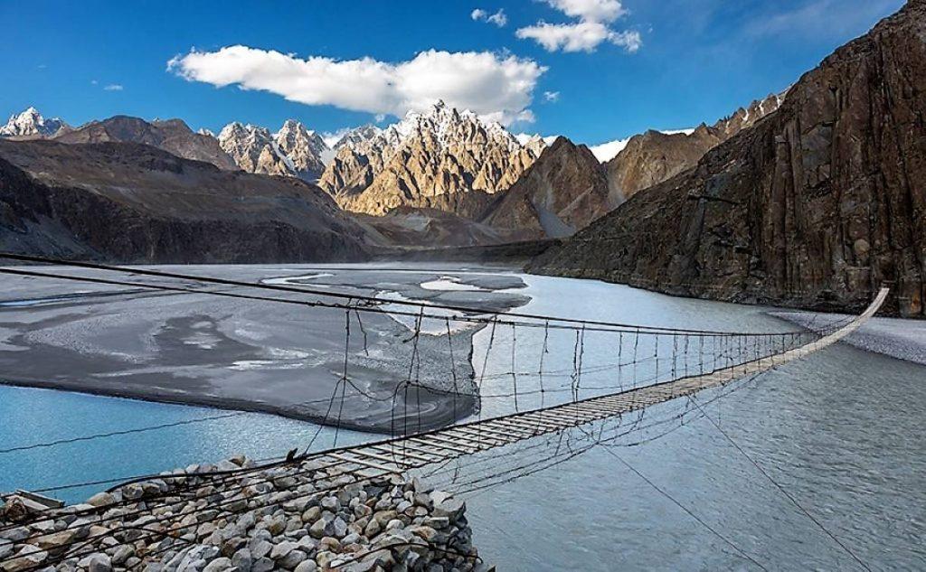 Hussini Bridge Tour to Hunza valley