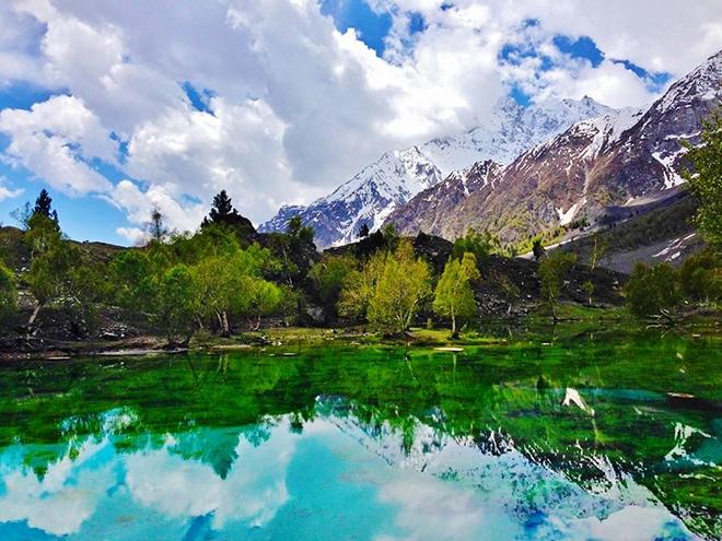 Satrangi Lake Naltar valley Tour